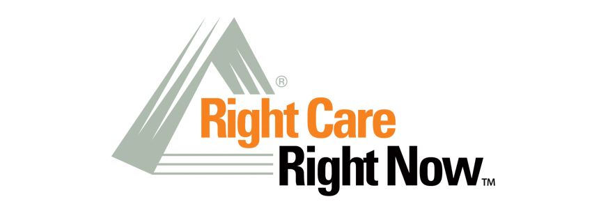 right care right now logo